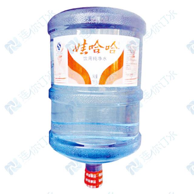 娃哈哈纯净水18.9L