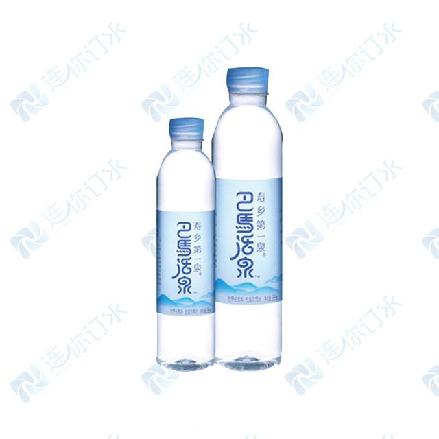 巴马活泉395ml×24瓶